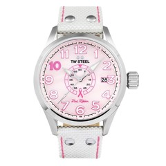 TW Steel TW972 Pink Ribbon watch 45mm