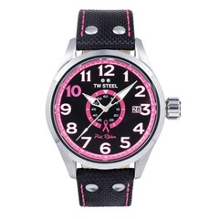TW Steel TW973 Pink Ribbon watch 45mm