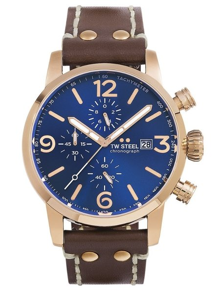 TW Steel TW Steel MS84 Maverick chronograph men's watch 48 mm