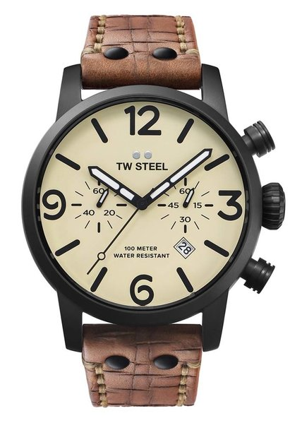 TW Steel TW Steel MS43 Maverick chronograph watch 45mm DEMO
