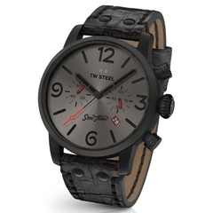 """TW Steel MST3 Son of Time """"Chronos' Joyride"""" Chronograph Uhr Special Edition 45MM DEMO"""
