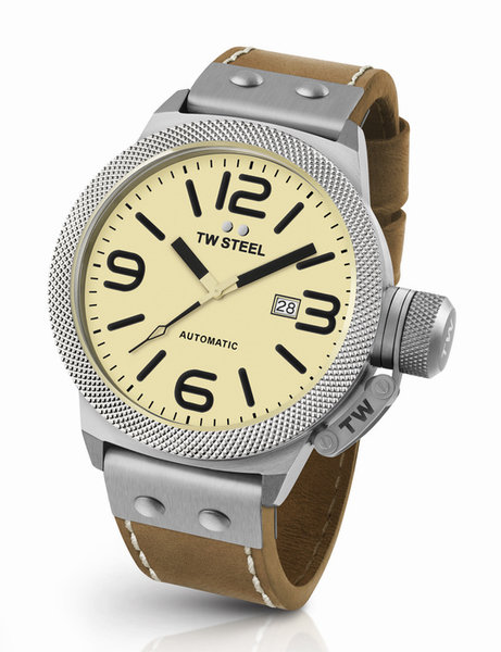 TW Steel TW Steel CS15 Canteen automatic men's watch 45mm DEMO