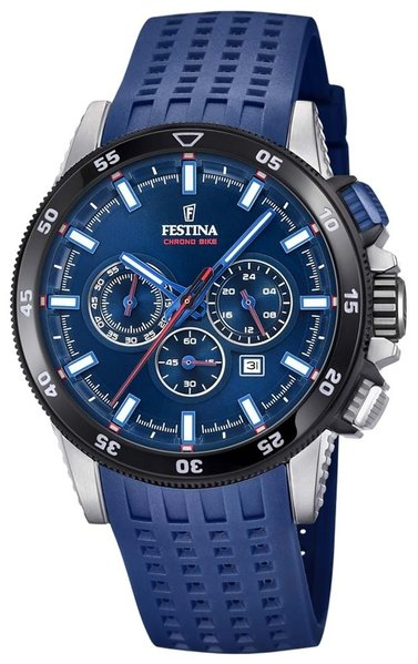 Festina Festina F20353/3 Chrono Bike 2018 watch 43mm