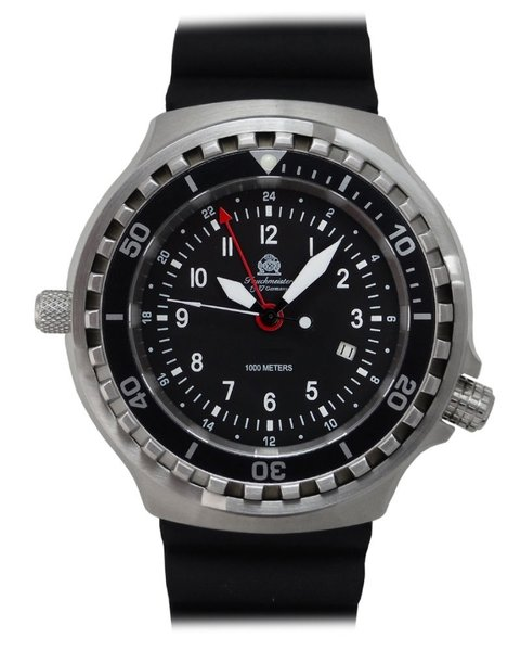 Tauchmeister Tauchmeister T0311 XXL diver watch 52mm