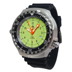 Tauchmeister T0313 XXL diver watch with automatic movement
