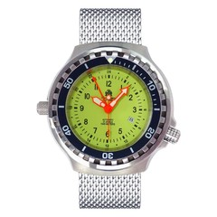 Tauchmeister T0313MIL diver watch with automatic movement 52mm