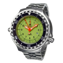 Tauchmeister T0313M diver watch with automatic movement 52mm