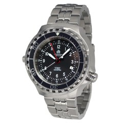 Tauchmeister T0312M diver watch with automatic movement 46mm