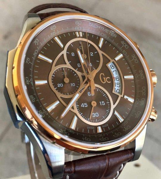 Gc GC Guess Collection X81002G4S Uhr 44mm