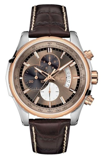 Gc GC Guess Collection X81012G5S Uhr 44mm