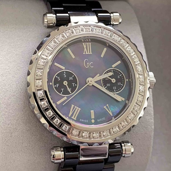 Gc GC Guess Collection I01200L2 Uhr 34mm