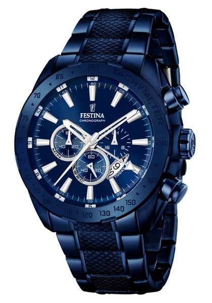 Festina Festina F16887/1 Prestige Collection men's watch 44,5mm