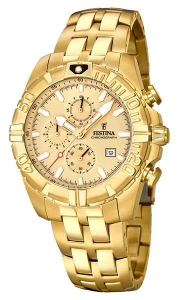 Festina Festina F20356/1 Chronosport watch 43 mm
