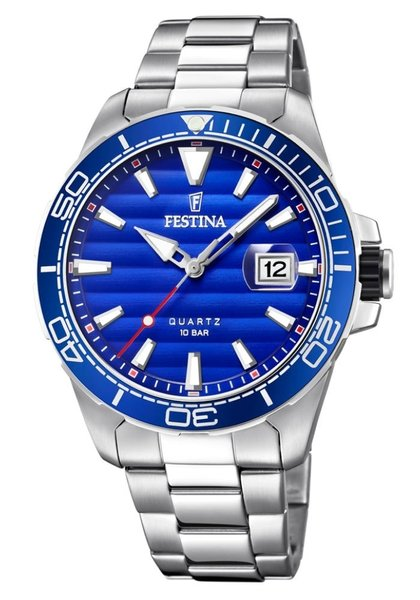 Festina Festina F20360/1 men's watch 44 mm