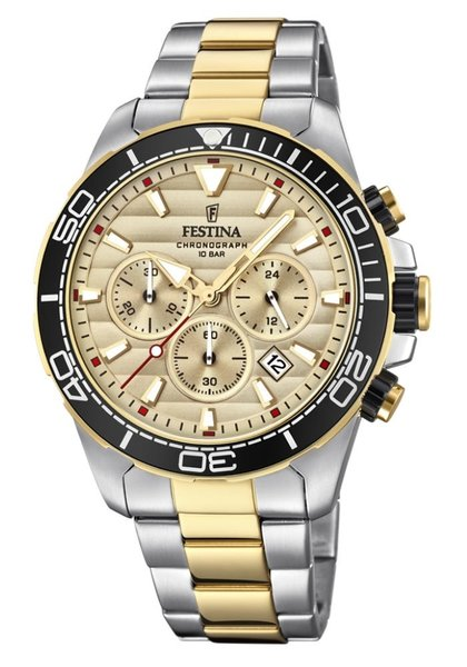 Festina Festina F20363/1 Prestige Collection men's watch 44mm