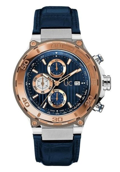 Gc Guess Collection GC Guess Collection X56011G7S watch 44mm