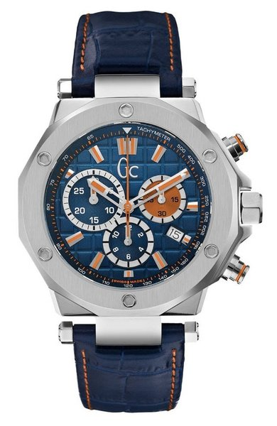Gc Guess Collection GC Guess Collection X72029G7S watch 43mm
