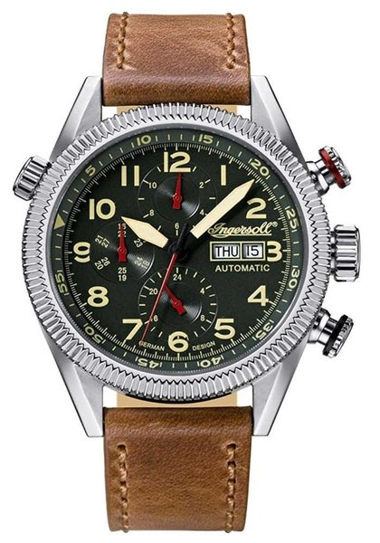 Ingersoll Ingersoll IN1102GR Grizzly automatic watch 45mm