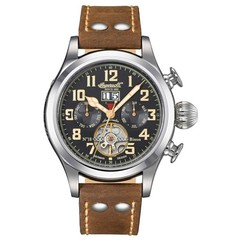 Ingersoll IN4506BKCR Bison automatic watch 45mm