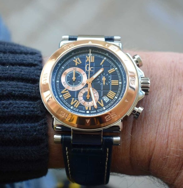 Gc Guess Collection GC Guess Collection X90015G7S watch 44mm