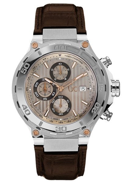 Gc Guess Collection GC Guess Collection X56005G1S Uhr 44mm