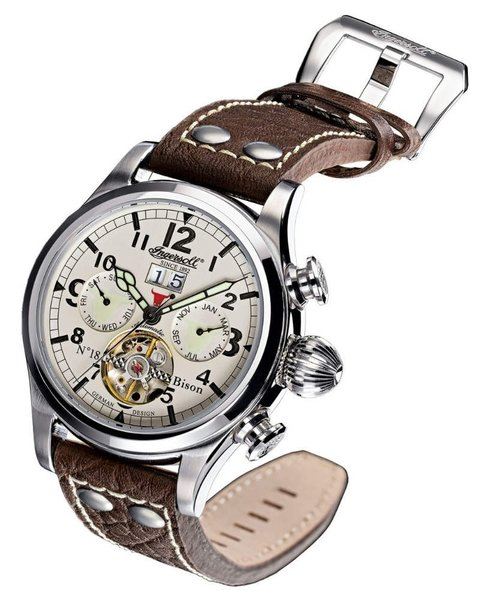 Ingersoll Ingersoll IN4506CH Bison automatic watch 47mm