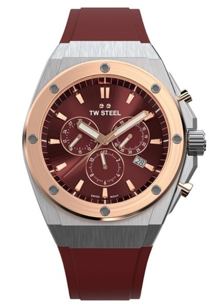 TW Steel TW Steel CE4045 CEO TECH Chronograph Uhr 44mm