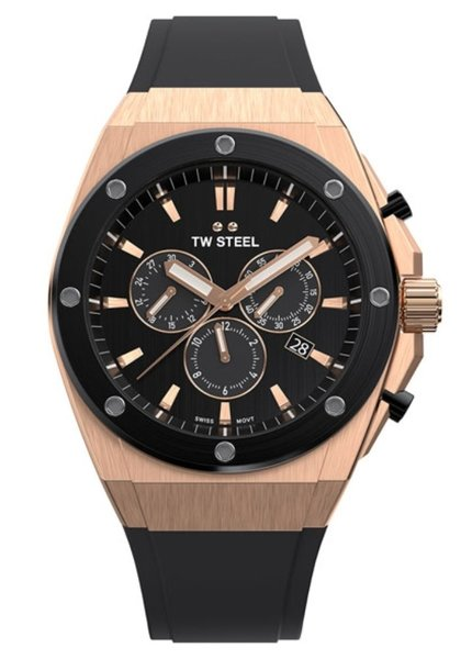 TW Steel TW Steel CE4048 CEO TECH Chronograph Uhr 44mm