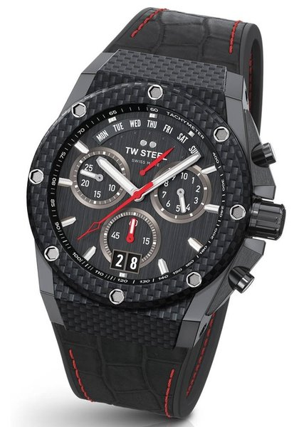 TW Steel TW Steel ACE114 Genesis Collection chronograph men's watch 44mm