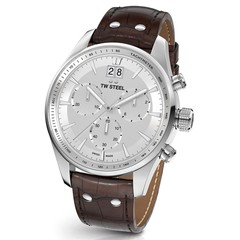 TW Steel ACE302 Aternus Swiss Made chronograph men's watch 45mm