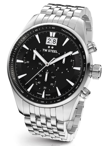 TW Steel TW Steel ACE311 Aternus Swiss Made chronograph men's watch 45mm