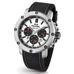 TW Steel TS9 Simeon Panda Limited Edition Men's Watch 48mm