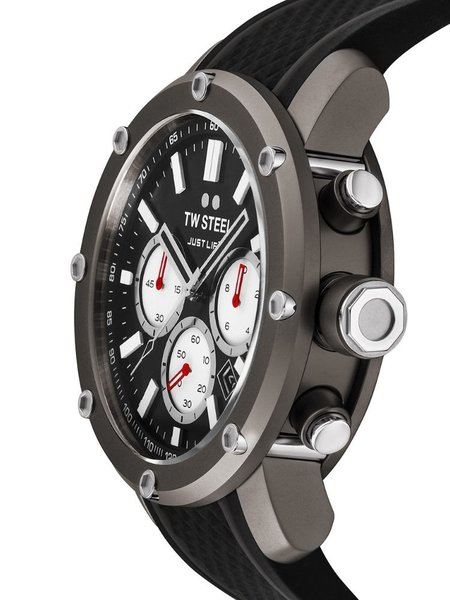 TW Steel TW Steel TS12 Simeon Panda Limited Edition Men's Watch 48mm