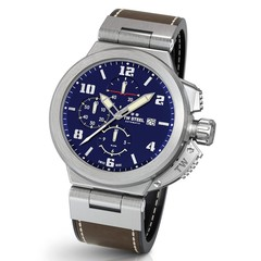 TW Steel ACE203 Spitfire Swiss Made Automatik chronograph Herren Uhr 46 mm