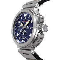 TW Steel TW Steel ACE203 Spitfire Swiss Made Automatik chronograph Herren Uhr 46 mm