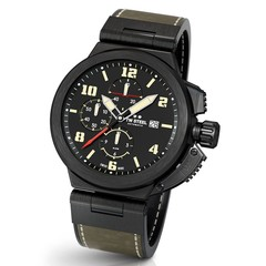 TW Steel ACE205 Spitfire Swiss Made Automatik chronograph Herren Uhr 46 mm