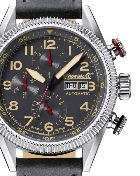 Ingersoll Ingersoll IN1102GU Grizzly Mens automatic watch 46mm