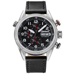 Ingersoll IN1102BK Grizzly Mens automatic watch 46mm