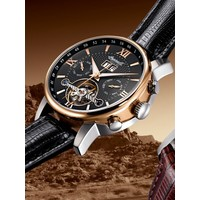 Ingersoll Ingersoll IN6900RBK Grand Canyon IV Mens automatic watch 42mm