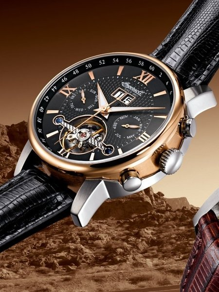 Ingersoll Ingersoll IN6900RBK Grand Canyon IV Uhr 46mm