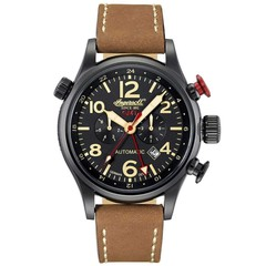 Ingersoll IN3218BBK Lawrence  Mens automatic watch 46mm