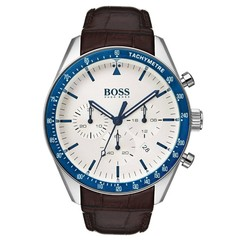 Hugo Boss HB1513629 Throphy Chronograph Watch 44 mm