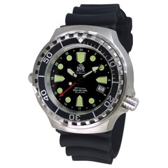 Tauchmeister T0299 quartz diver watch 46mm