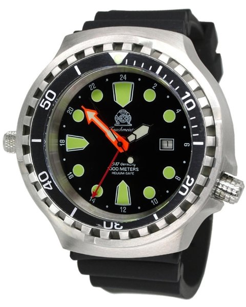 Tauchmeister Tauchmeister T0309 automatic diver watch 52 mm