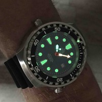 Tauchmeister Tauchmeister T0315 automatic diver watch 52 mm