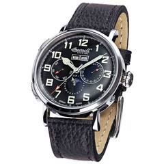 Ingersoll De Weerd IN1917SBK Automatic mens watch 44mm
