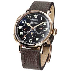 Ingersoll De Weerd IN1917RBK Automatic mens watch 44mm