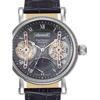 Ingersoll Ingersoll IN3109GY Laval Dual-Balance Automatic mens watch 43mm