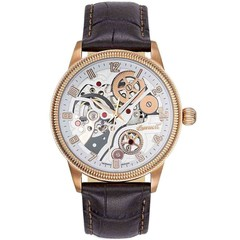 Ingersoll IN7220RWH Becknalls Automatic mens watch 42mm