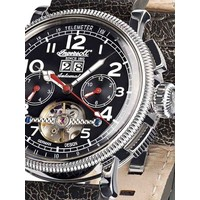 Ingersoll Ingersoll IN1827BKWH Princeton Automatic mens watch 44mm